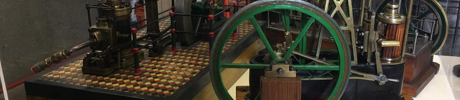 Miniature Beam Engines