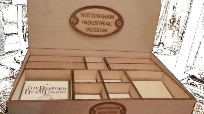 Merchandise Display Box