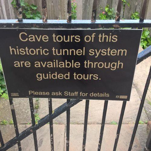 The Safe Entrance To Mortimer's Hole