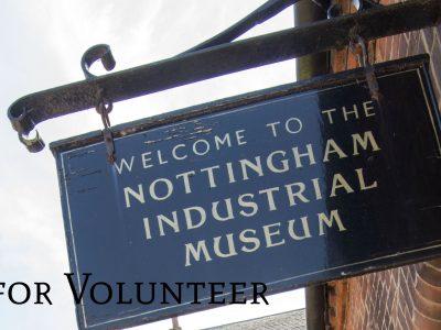V Is For Volunteer 2